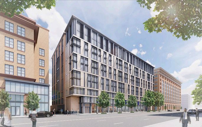 New Georgetown Residence Halls