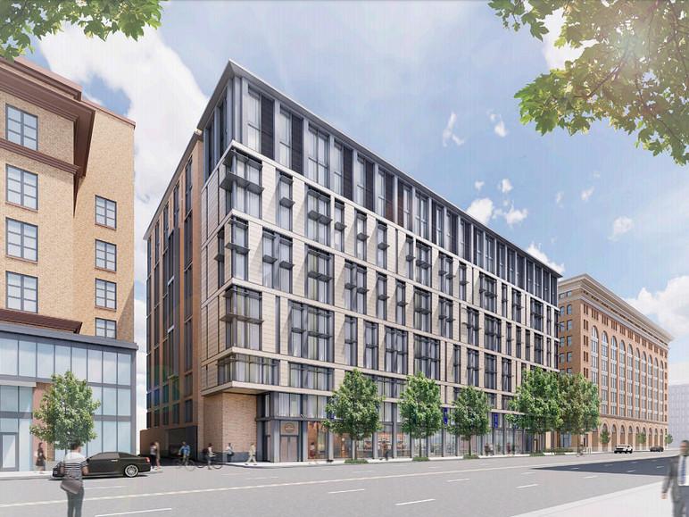 New Georgetown Residence Halls