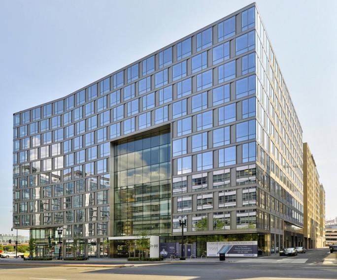 Building Permitting Services for Skanska's 99M