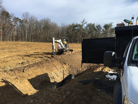 Mini-Excavating Services in Winchester, VA