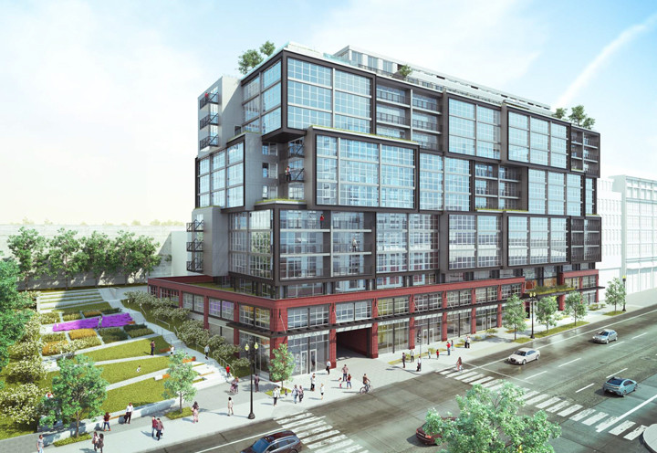 Permit Expediting Services for the Highline at Union Market
