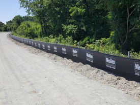 What is Super Silt Fence?
