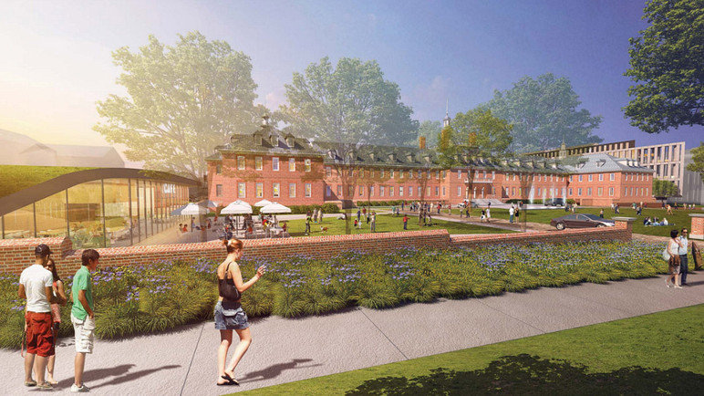 Permitting Services for 10-Acre Tenleytown Redevelopment