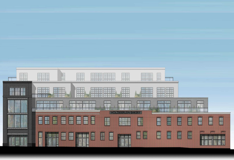 New Mixed-Use Development in Historic Shaw