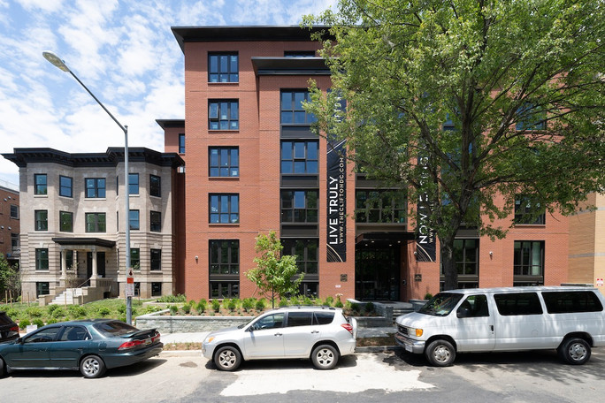 Permitting Services for New Boutique Apartment Building Near 14th St