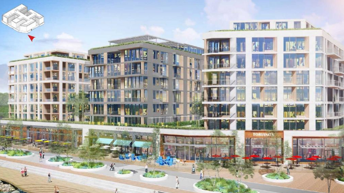 New Food Hall and Farmers Market Coming to Southwest DC in 2020