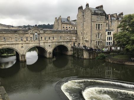 Family Treasure Hunt in Bath