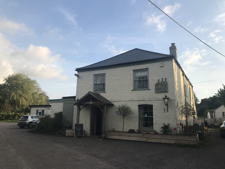 Pub Camp: Gaggle of Geese, Dorset