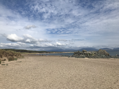 A Week's camping in North Wales - Part 2: Conwy, Rhos-on-Sea and Anglesey