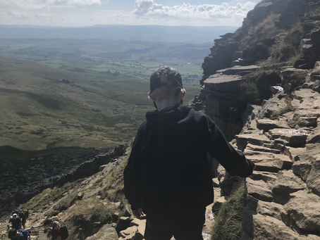 Visiting the Yorkshire Dales Part 2: Pen Y Ghent, The Forbidden Corner and Ingeton Waterfall trail