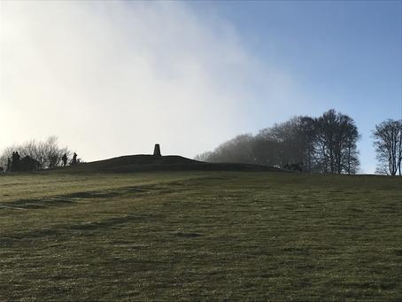 Hike: From Longstock to Danebury Hillfort Loop in Hampshire