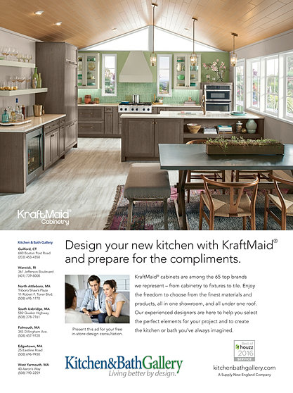 Hoffman and Partners advertising agency bob hoffman – Kitchen and Bath Gallery