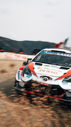 Toyoto Gazoo WRC