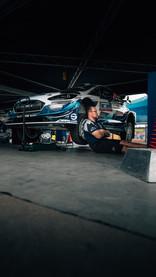 M-Sport Rally Méxiko