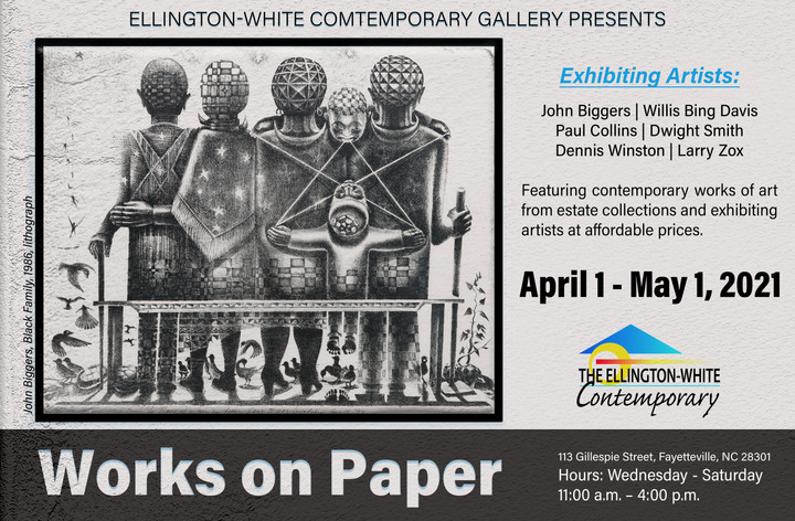 Works On Paper Exhibit