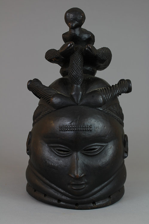 Bundu Helmet Mask