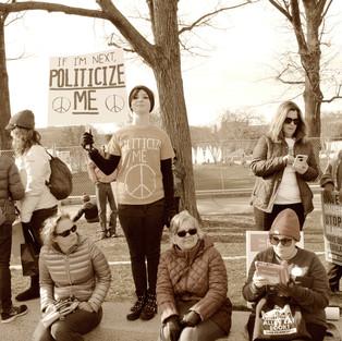 Protest America: Gun control #3