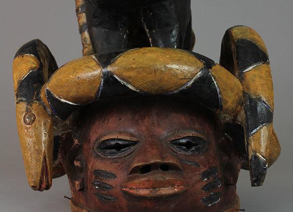 Gelede Mask, Nigeria