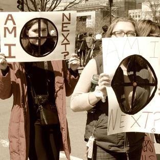 Protest America Gun Control #1
