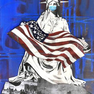 American Pieta
