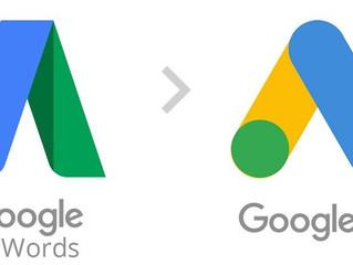 Google Ads - новое название, новые возможности