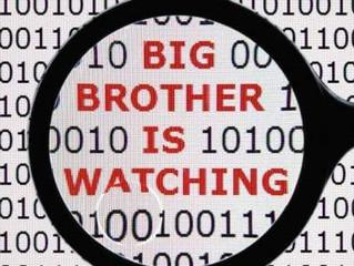 О шифровании или Попробуй спрятаться от Большого брата