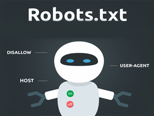 Как писать robots.txt