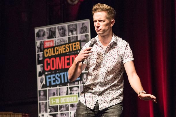 Colchester Comedy Festivall 2016