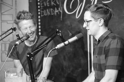 The Comedian's Tea Party With Si Deaves - Episode 10 live recording with Stuart Goldsmith