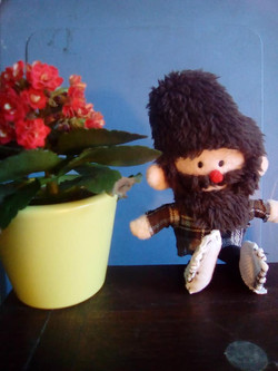I made a miniature Andy Storey.