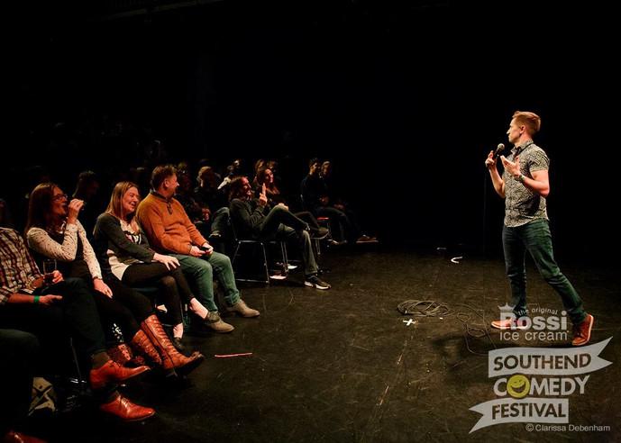 Southend Comedy Festival 2016