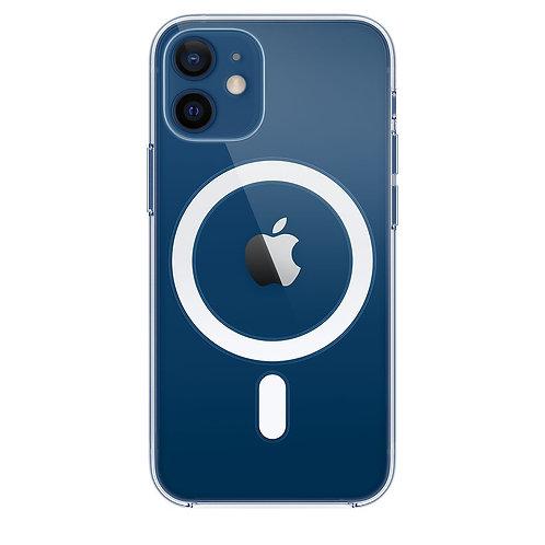 Custodia MagSafe trasparente per iPhone 12 mini