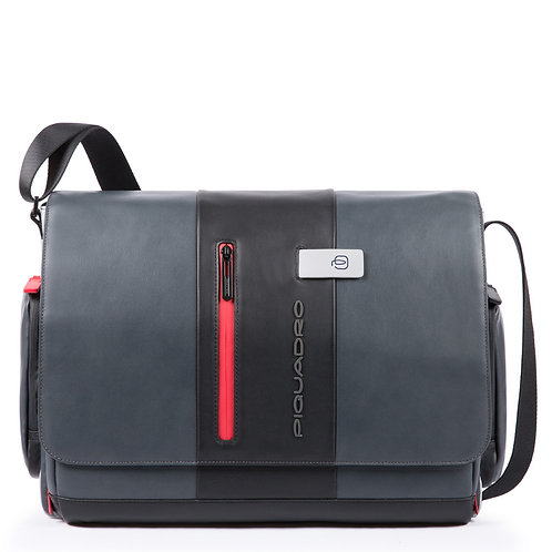 """Messenger porta computer e porta iPad®10,5""""/iPad 9,7"""" con tasca per CONNEQU Urba"""
