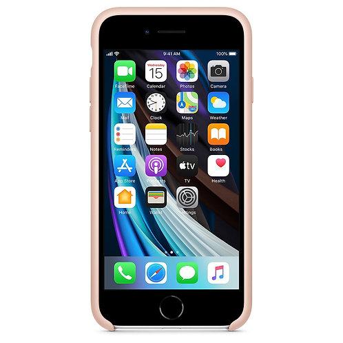 Custodia in silicone per iPhone SE