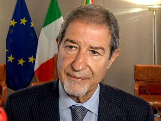 Musumeci: piano regionale per la ricostruzione economica e sociale dell'Isola
