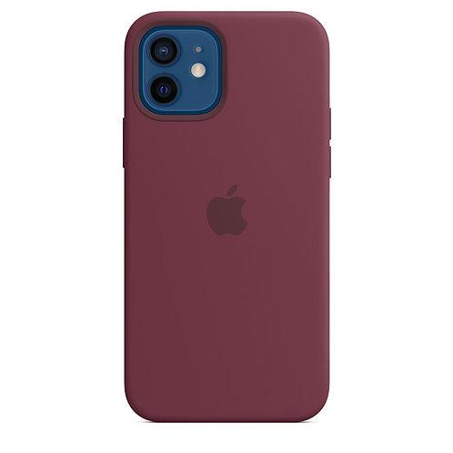 Custodia MagSafe in silicone per iPhone 12 | 12 Pro