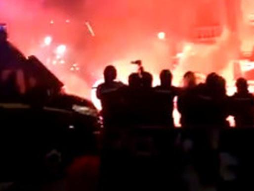 Palermo: scontri a causa dal nuovo Dpcm