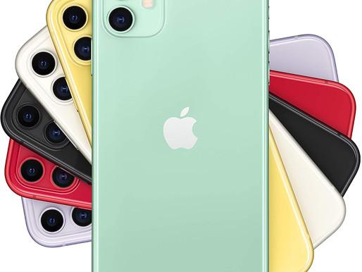 iPhone 11 è lo smartphone più venduto nel 2020