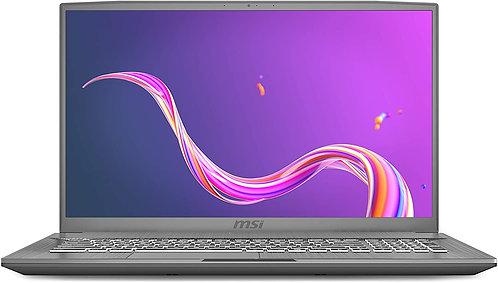 """MSI Creator 17M A9SD Notebook, 17,3"""" FHD, Intel Core I7 9750H, 16GB RAM, 5"""