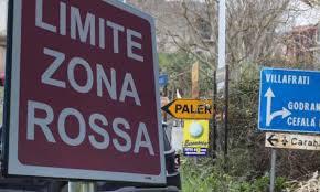 "Villafrati torna ""zona rossa"""