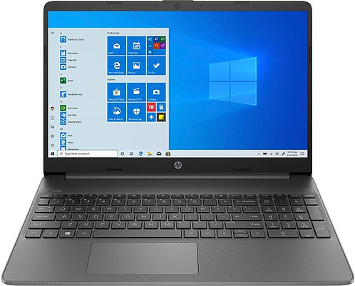 HP - 15s033nl Notebook, Intel Core i5-1035G1, RAM 8 GB, SSD 256 GB