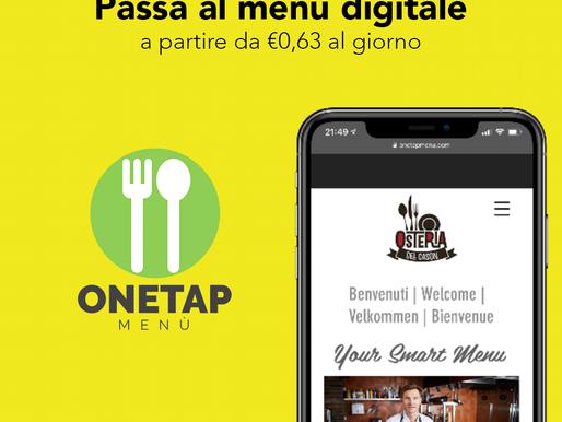 Nasce a Prizzi OneTapMenu, la start-up innovativa anti Covid-19 per la ristorazione