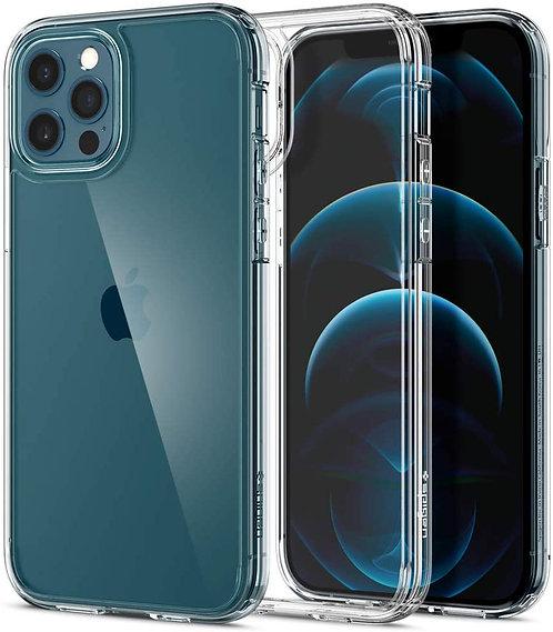 Custodia trasparente compatibile con iPhone 12/12 Pro