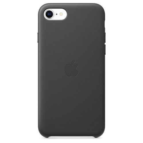 Custodia in pelle per iPhone SE