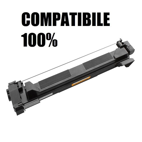Toner TN1050 compatibile Brother per stampante laser HL 1110/ 1112/ 1210W