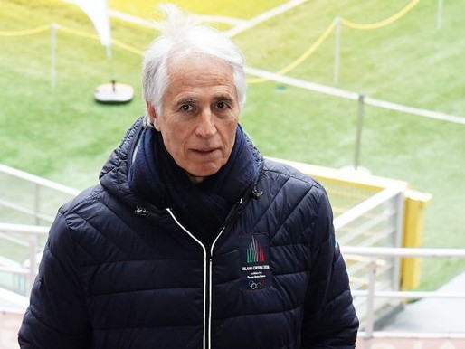 """L'annuncio di Malagò: """"Al 99,9% il campionato di Serie A riparte il 13 giugno"""