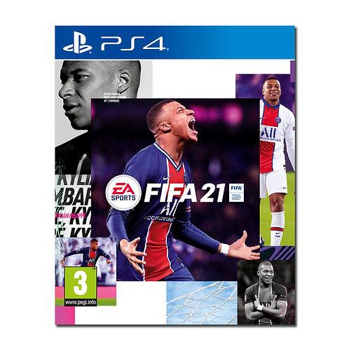 FIFA 21 - PS4 Gioco Sportivo Ps4