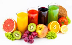 Fruit entier VS jus de fruit