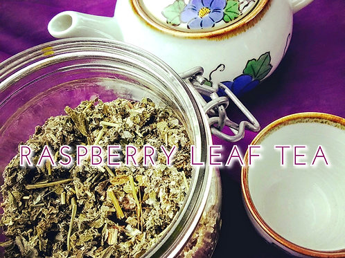 Raspberry Leaf Womb Wellness Tea
