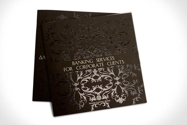 Оформление обложки каталога